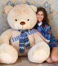 'плюшевый медведь большой'